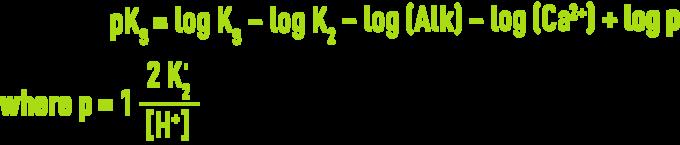 Formula: pHS - Hallopeau & Dubin method
