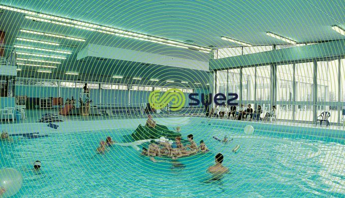 Chatou swimming pool