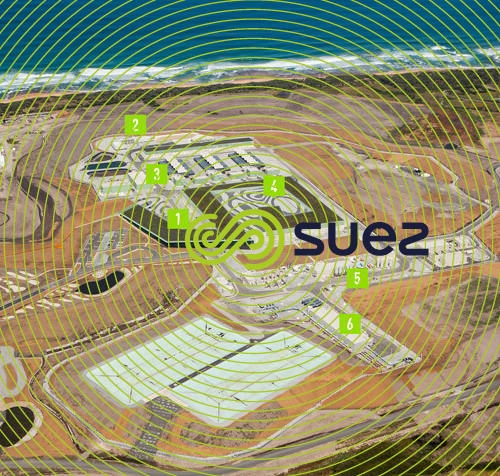 Melbourne reverse osmosis desalination plant - visit