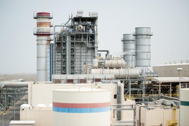 Barka reverse osmosis desalination plant