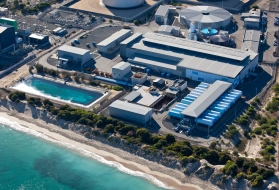 Perth reverse osmosis desalination plant