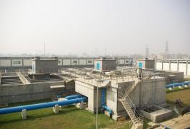 Saidabad drinking water plant, Bangladesh