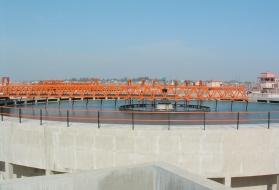 Sonia Vihar drinking water production plant New Delhi