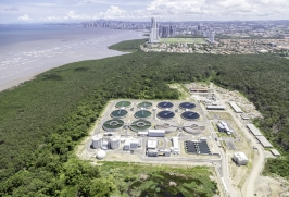 wastewater treatment plant Panama