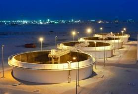 urban wastewater treatment plant Lusail