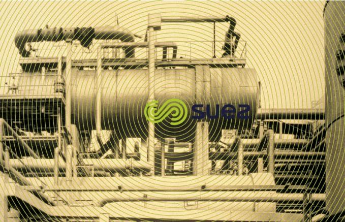 Polychémie - Horizontal degasifying heater