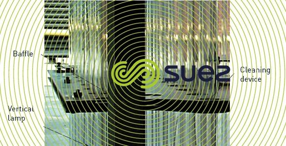 Aquaray 40 HO – Mechanical system +deflector disinfection ultraviolets