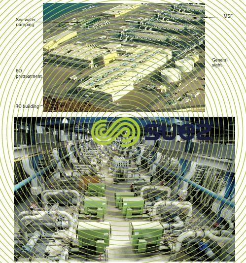 Fujairah - RO desalinate seawater