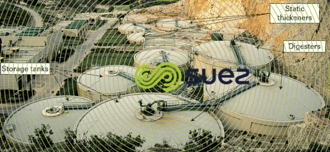 thickener disgesters Marseilles