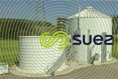 Folschwiller plant (France 57) Digelis Smart metallic design -30000 PE - digester volume 600 m3