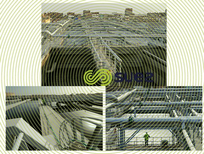 Alexandry plant wastewater treament plant