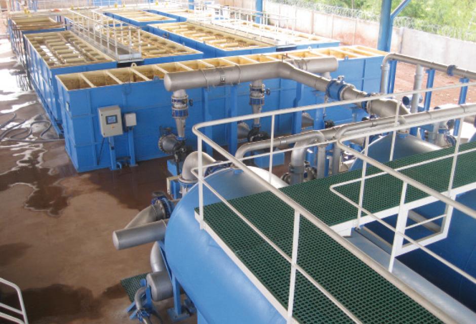 lamellar clarification + filtration – ucd® lml