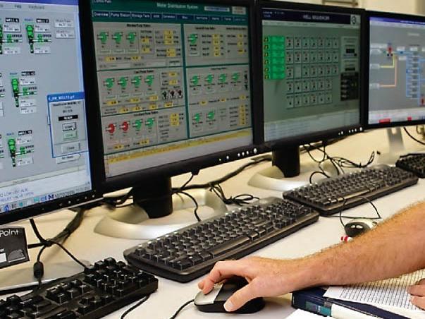 computerized management of open-filter drinking water installations– Regulazur III