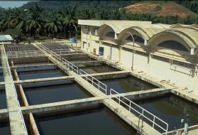 downflow open sand filtration - Aquazur® V