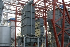 energy production by sludge incineration – Thermylis™ 2R