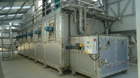 low temperature sludge drying system – Evaporis™ LT