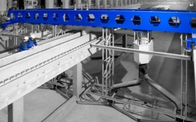 longitudinal Suction - Sludge recovery – SLG Clarifier