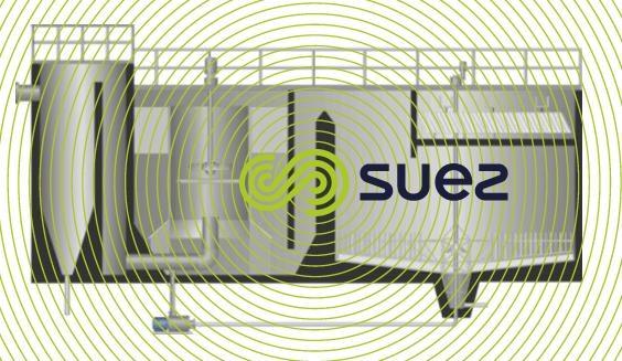 Schema physico-chemical settling tank using external sludge recirculation – Densadeg 4D