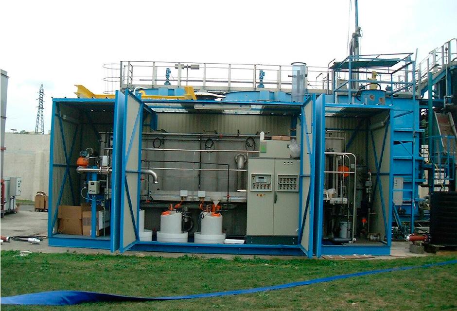 tertiary phosphate removal – Greendaf™TW